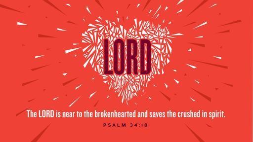 Psalm 3418 [widescreen]