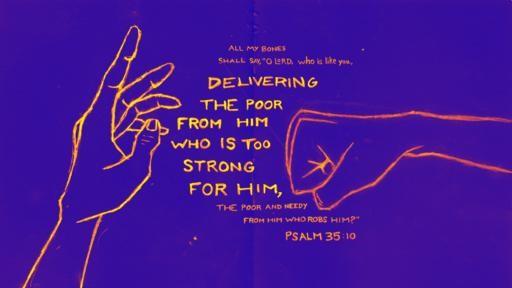 Psalm 3510 [widescreen]