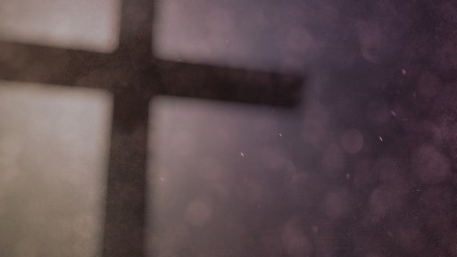 Abstract Cross Header Subheader
