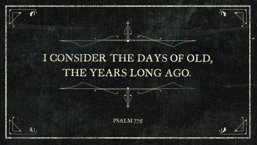 Psalm 775 [widescreen]