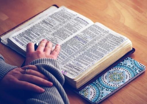 Bible Study Woman