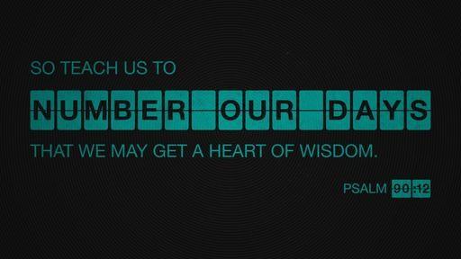 Psalm 9012 [widescreen]