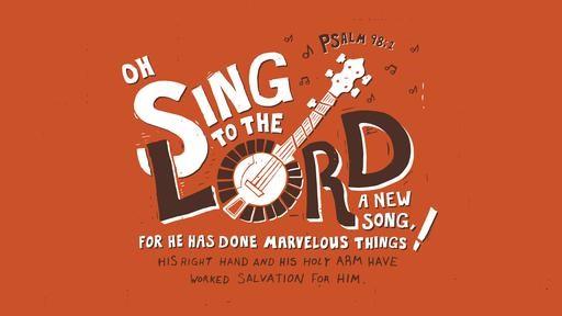 Psalm 981 [widescreen]