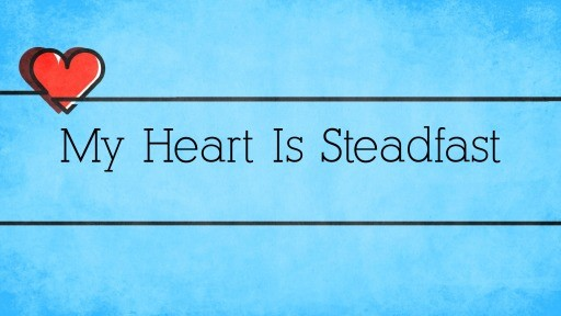 Red Heart Header Subheader