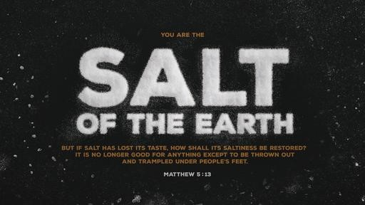 Matthew 513 [widescreen]
