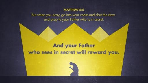 Matthew 66 [widescreen]