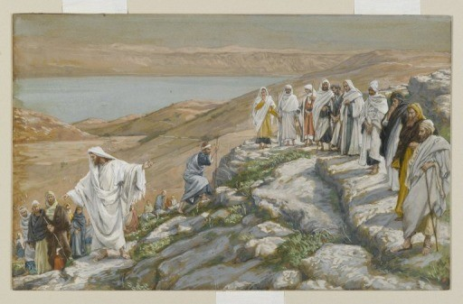 Ordaining of the Twelve Apostles