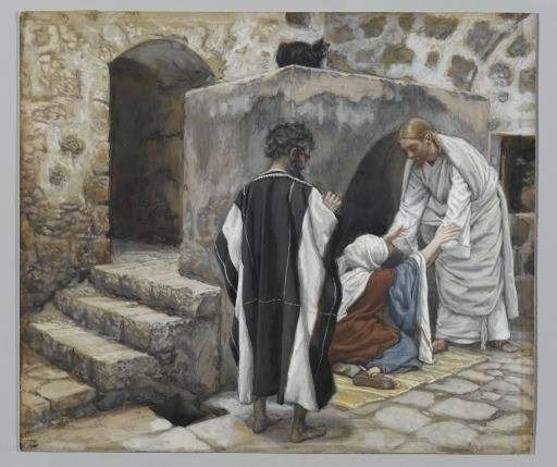 The Healing of Peter's Mother-in-law
