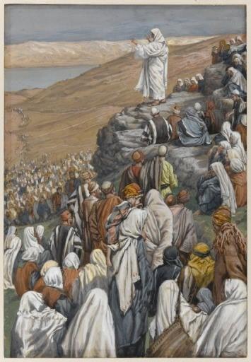 The Sermon of the Beatitudes