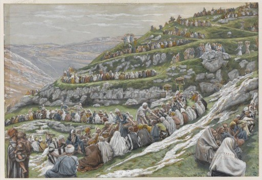 The Miracle of the Loaves and Fishes