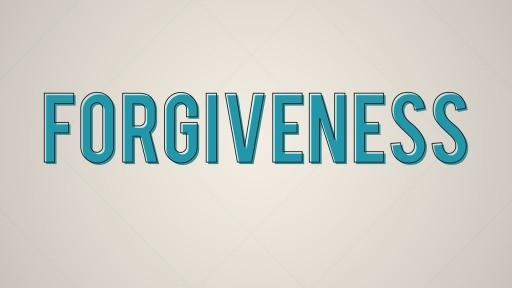 True Forgiveness