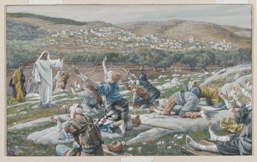 The Healing of Ten Lepers
