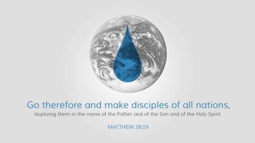 Matthew 2819 [widescreen]
