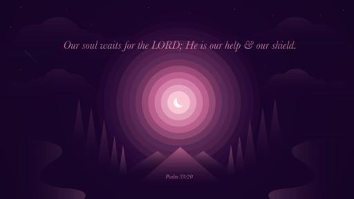 Psalm 3320 [widescreen]