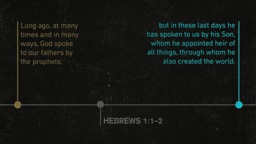 Hebrews 11–2 [widescreen]