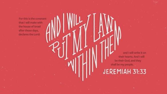 Jeremiah 3133 [widescreen]