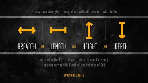Ephesians 318–19 [widescreen]