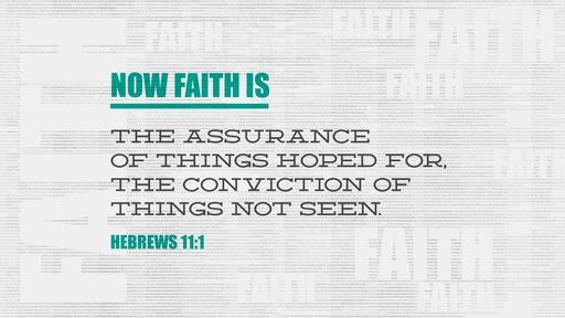 Hebrews 111 [widescreen]