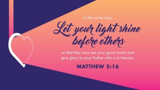Matthew 516 [widescreen]