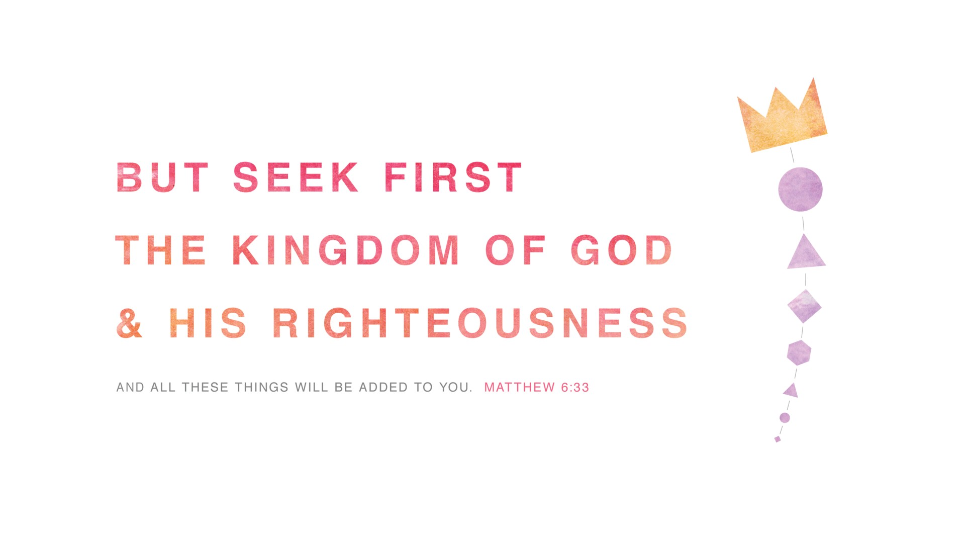 Matthew 633b [widescreen]