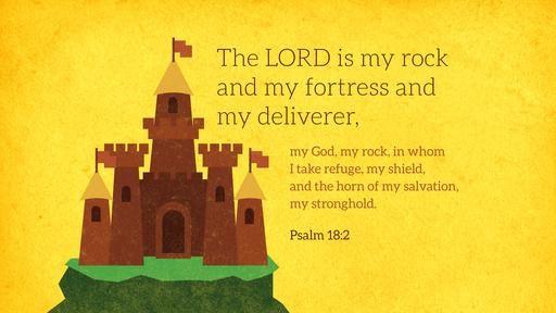 Psalm 182 [widescreen]