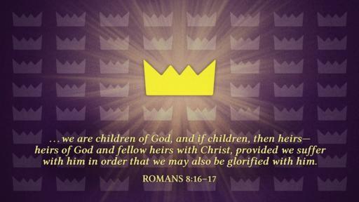Romans 816–17 [widescreen]