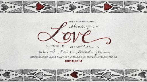 John 1512–13 [widescreen]