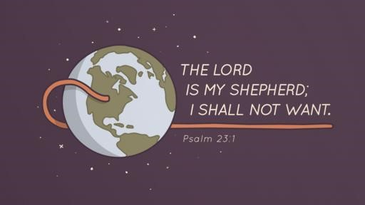 Psalm 231 [widescreen]
