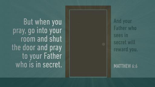 Matthew 66 [widescreen]