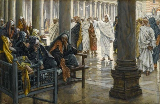 Woe unto You, Scribes and Pharisees