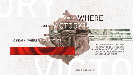 1 Corinthians 1555–57 [widescreen]