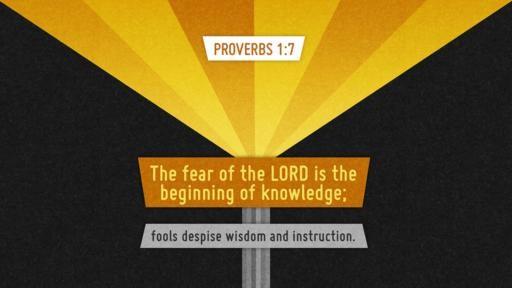 Proverbs 17 [widescreen]
