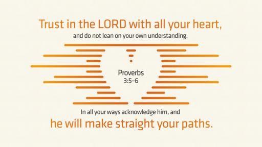 Proverbs 35–6 [widescreen]
