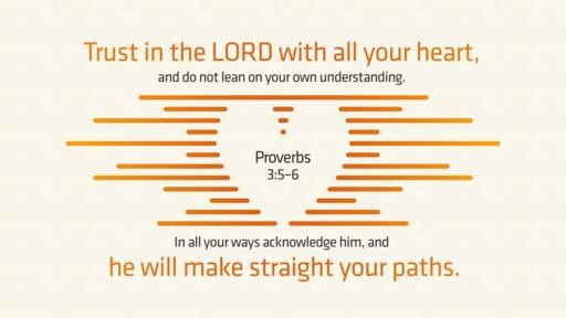 Proverbs 35–6 [widescreen]